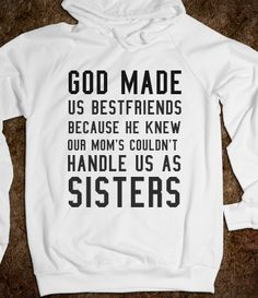 Me. And. Sammie. NEED. This! I'm gonna get some for us! (:
