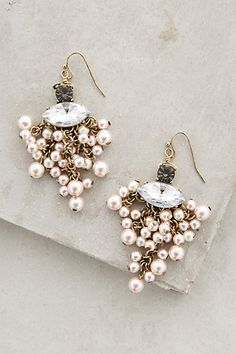 First Snow Pearl Drops - anthropologie.com
