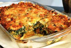 Φανταστική συνταγή για σουφλέ σπανάκι, βήμα βήμα! Lasagna, Quiche, Cooking Recipes, Breakfast, Ethnic Recipes, Food, Morning Coffee, Chef Recipes, Essen
