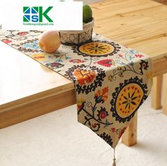 Fashion home decoration sk table runner Foreign table flags modern European-style garden coffee table stylish simplicity flag