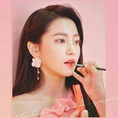Yeri - Red Velvet x Etude House Seulgi, Kpop Girl Groups, Kpop Girls, Miss Girl, Lip Lacquer, Kim Yerim, Red Velvet Irene, Fandoms, Celebrities
