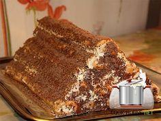 Торт «Монастырская изба» » Рецепты с фото, Новогодние рецепты 2014, первые блюда, вторые блюда, салаты, выпечка, торты, коктейли, десерты, холодные закуски, Новогодние рецепты, рецепты салатов
