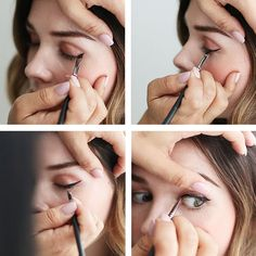 How To Get The Perfect Cat Eye   theglitterguide.com