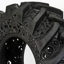 Wim Delvoye - looks amazing and makes good use of old tyres