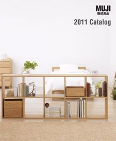 muji - apparel, stationery, housewares, fabrics, health/beauty, fragrances, bags/shoes, travels, furniture, interior decor, gifts