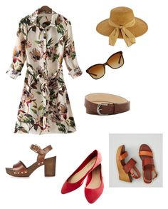 """""""Casual"""" by maria-ines-britos on Polyvore featuring moda, Wet Seal, River Island, American Eagle Outfitters, Scala, Bulgari y Big Buddha"""