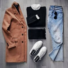 the latest trends in mens fashion and mens clothing styles Casual Outfits, Men Casual, Fashion Outfits, Mens Fashion, Ootd Fashion, Men With Street Style, Casual Street Style, Style Blogger, Mens Attire