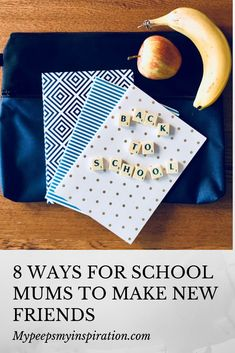 Is your child starting school? It's so exciting! It's also a great opportunity to make new friends. Here are 8 ways to make new friends at your child's school Starting School, Make New Friends, Kids And Parenting, Your Child, Opportunity, Friendship, How To Make