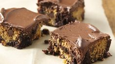 Chocolate Chip Cookie Dough Brownies review