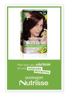 NUTRISSE CIRUELA - 36 - Vas a encontrar consejos de coloración, salud y belleza para estar siempre radiante.   http://www.garnierargentina.com.ar  https://www.facebook.com/GarnierArgentina