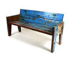 Rio Arm Bench...to sit in front & catch the rays of sun & watch the water
