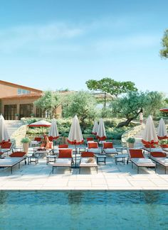 Charmant Hôtel Lou Pinet , New Five Star Luxury Hotel In Saint Tropez, France.  Opening