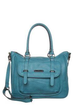 Anna Field Handbag - blue for £34.00 with free delivery at Zalando