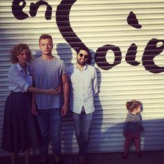 The enSoie Family in LA!