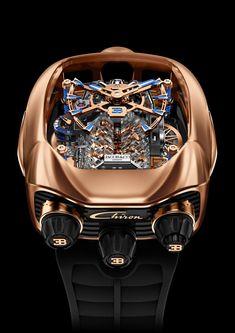 Amazing Watches, Cool Watches, Men's Watches, Beautiful Watches, Patek Philippe, Devon, New Bugatti Chiron, Cartier, Omega