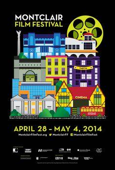 montclair film festival posters - Google Search