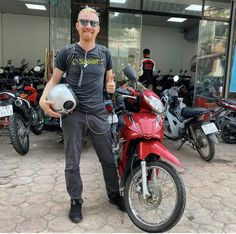 I have been in Vietnam for awhile now, and it's been fantastic. I got into a small one-man motorcycle accident, but the bike and I are okay! Competitor Analysis, Life Design, Lessons Learned, Productivity, Vietnam, Motorcycle, Bike, Lifestyle, Amazing