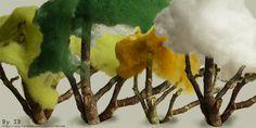 cotton trees impulsive dream Trees, Fruit, Cotton, Tree Structure, Wood