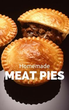 Chef Curtis Stone made a deliciously awesome Meat Pies recipe