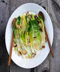 Essential Recipe: Eggless Caesar Dressing