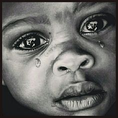 captured emotion, the emotions of this child are raw... But the pics is very Beautiful...
