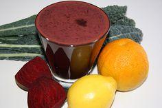 Beet-Kale Juice