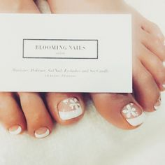 Wedding Nail Art  From. Bloomingnails