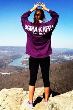 Sigma Kappa spirit jersey http://facebook.com/spiritfootballjersey