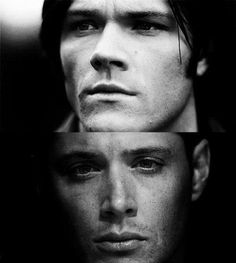 Secretly...I'm convinced they are actually brothers named Sam and Dean Winchester, and they really do go around in that fuck-awesome impala...saving people...hunting things...ugh!