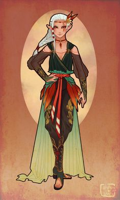 At last, here is Impa! I struggled a bit with her this time around because I could never be fully satisfied with how she looked. The version you see here is probably the 4th or so redesign.    Which Hyrule Warrior should I do next?    Other Art Nouveau Hyrule Warriors   Link | Zelda | Impa | Hilda | Lana | Lady Ganondorf | Midna | Cia | Linkle | Sheik | Medli| Fierce Deity | Nabooru     Facebook | Instagram | Tumblr    EDIT - Nov. 2016. Hey guys! I've updated Impa since I wasn't satisfied…