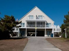 If you are a fan of amazing sunsets and love the smell of the ocean air, then this week's featured property, Blissful Sunburst West, is just for you! With 4 bedrooms (3 queens and 1 set of bunk beds) and 2 bathrooms, this second row duplex is the perfect size for your family wanting a vacation spot in beautiful Emerald Isle, NC. Plus, it's pet friendly! Read more...