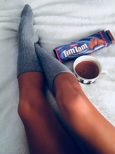 Chilling with Tim Tams