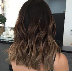 Hair and Harlow balayage