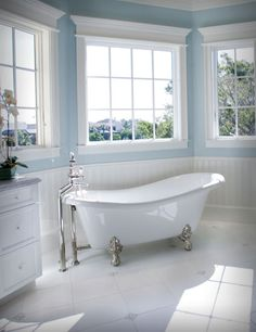 I always wanted a tub like this