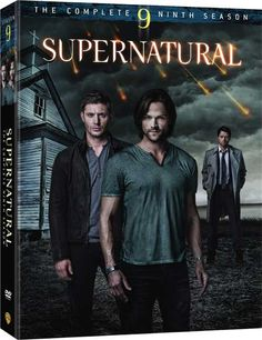 Supernatural - 'The Complete 9th Season' Announced: Date, Extras, Package Art ***UPDATED EXTRAS***