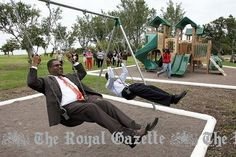 bermuda play grounds | New playground opened at Somerset Long Bay | The Royal Gazette:Bermuda ...