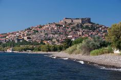 Lesbos - Λέσβος (Lesvos) - Molyvos, Eressos,  Greece - 90 min.