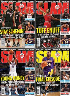 Playoffs 2012 covers