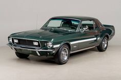 1968 Ford Mustang California Specia for sale #1883613 | Hemmings Motor News