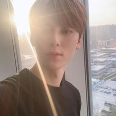Let's Talk About Love, Nu'est Jr, Nu Est Minhyun, Fandom, Smile Everyday, Fans Cafe, Reasons To Smile, Pledis Entertainment, 3 In One