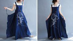 Лен и хлопок. Summer dresses | 423 фотографии
