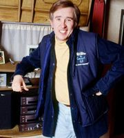 I'm Alan Partridge. Alan Partridge (Steve Coogan). Image credit: Talkback Productions.