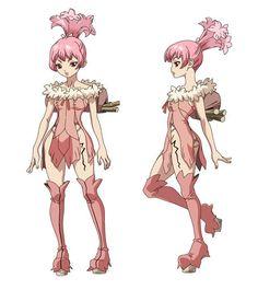 Female Character Design, Character Concept, Manga Anime, Anime Art, Stone World, Kohaku, Cute Art, Cosplay Costumes, Anime Characters