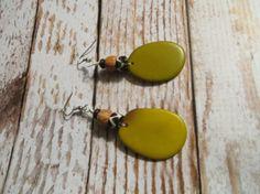 Eco- friendly Earrings :)