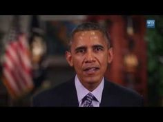 President Obama's Message at the 2015 GRAMMY Awards (Domestic Violence P...
