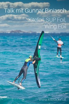 Das Kiteladen Redaktionsteam hat Gunnar in seiner Wahlheimat Fuerteventura getroffen. Gunnar berichtet über seine Erfahrungen zum Thema Kitefoil, SUP Foil und Wing Foil. Erfahre jetzt mehr zu den Themen Kitefoilen, Foilen mit dem SUP und Wing Foilen!