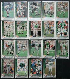 1991 Pacific Philadelphia Eagles Team Set of 19 Football Cards #PhiladelphiaEagles