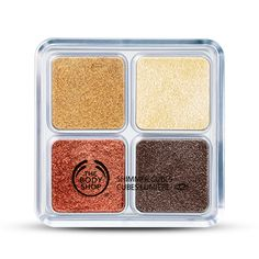 Shimmer Cubes Spring Bronze  | The Body Shop®