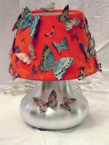 Lampada Farfalle