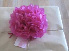 Learn to Make Paper Flowers!